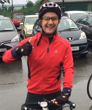 Congratulations to Ross on completing the New Ireland iCycle 2016.