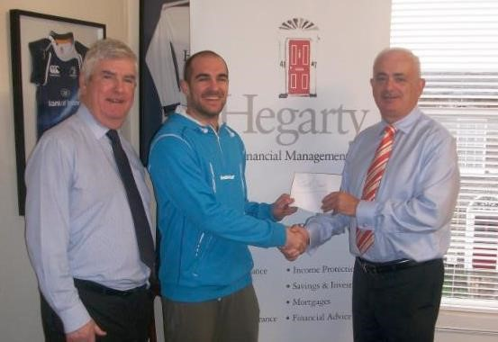 Hegarty Financial Management are delighted to continue to support Scott Evans in 2017.