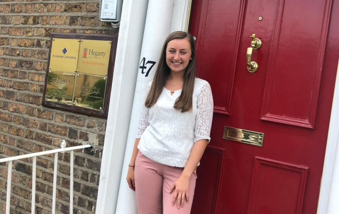 Welcome to our newest recruit, Chloe Davis.
